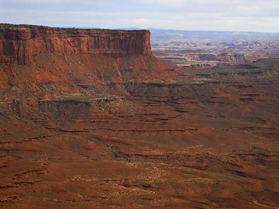 Green River Overlook mesa