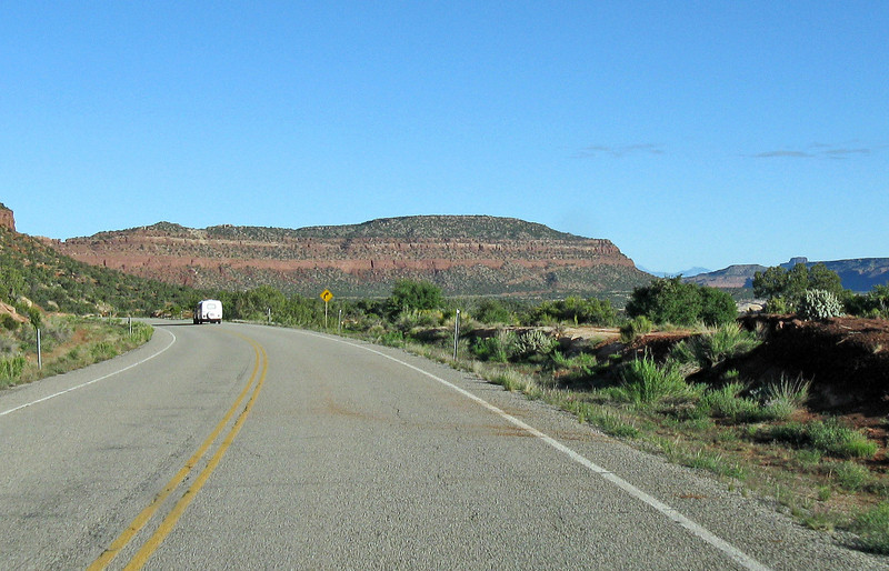 Hwy 95 ~ On the road to Capitol Reef NP, traveling through Glen Canyon Recreation Area