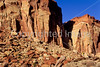 Day hiker in Capitol Reef Nat'l Park, Utah - 4 - 72 ppi