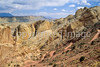 Mountain biker on Utah's Burr Trail -  - 72 ppi-2