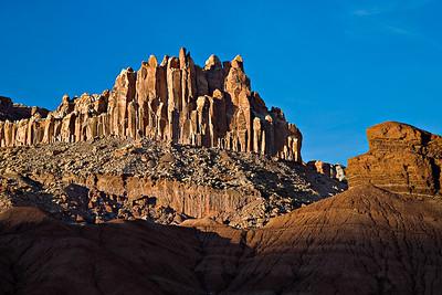Capitol Reef - Navajo Sandstone