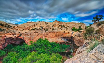 Greater Upper Calf Creek Falls