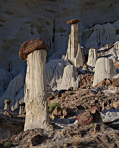 Wahweap Wash Hoodoos