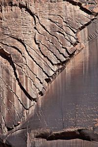 Calf Creek - Navajo Sandstone Fractures