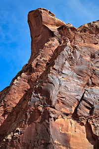 Joints and fractures, Trin Alcove Canyon