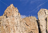 Rock climbers, Lone Peak Wilderness Area of Wasatch Range, Utah - 5 - 72 ppi