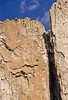 Rock climbers, Lone Peak Wilderness Area of Wasatch Range, Utah - 3 - 72 ppi