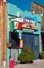 Miguel's Baja Grill restaurant in Moab, Utah, USA, America.