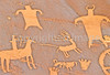 Petroglyph - Newspaper Rock in Indian Creek State Park in southern Utah - 7 - 72 ppi