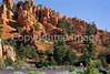Cycle Utah riders in Red Canyon near Bryce Canyon Nat'l Park - 4 - 72 ppi