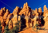 Scenery in Utah's Red Canyon near Bryce Canyon Nat'l Park - 2-Edit - 72 ppi