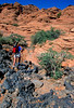 Snow Canyon State Park, Utah - hiker - 6 - 72 ppi