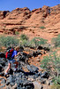 Snow Canyon State Park, Utah - hiker - 11 - 72 ppi