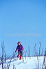 SN ut wstc 21 - ORps - Snowshoer in Utah's Wasatch Mountains near Salt Lake City, Utah - 72 ppi