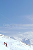 SN ut wstc 38 - ORps - Snowshoers in Utah's Wasatch Mountains near Salt Lake City, Utah - 72 ppi