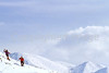 SN ut wstc 35 - ORps - Snowshoers in Utah's Wasatch Mountains near Salt Lake City, Utah - 72 ppi