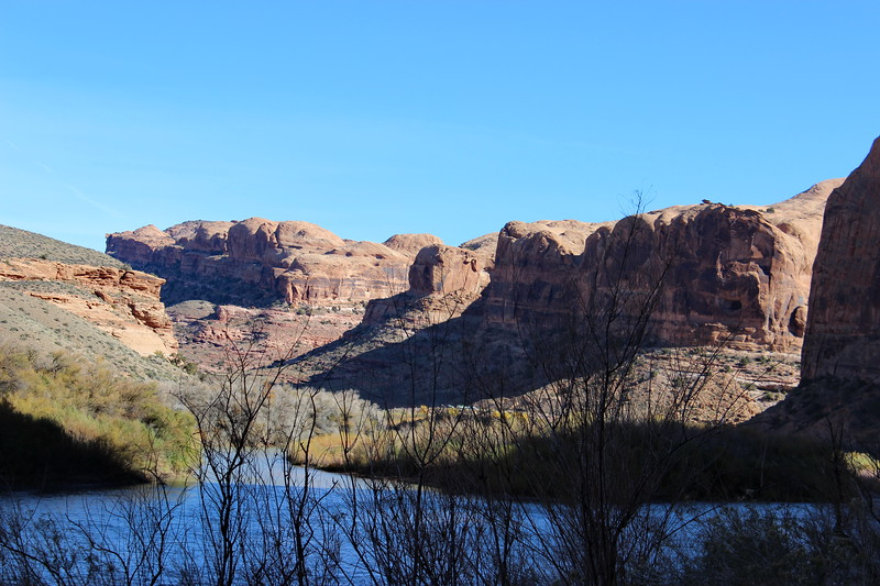 Colorado River Scenic Route