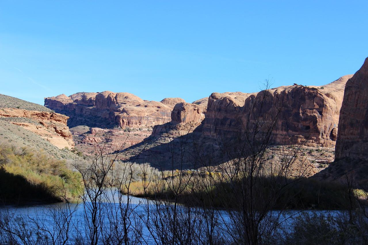 Colorado River Scenic Route