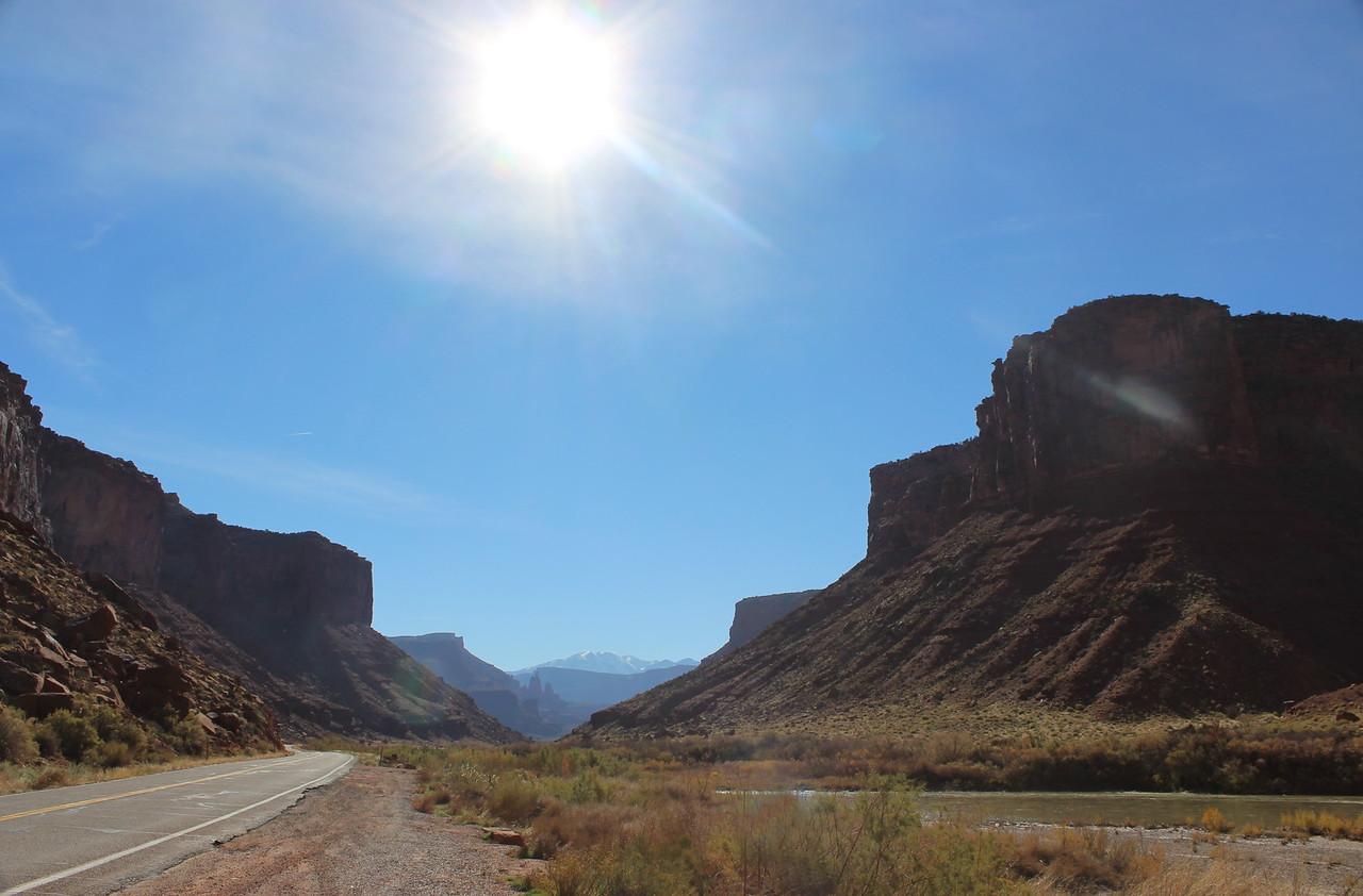 Colorado River Route 128