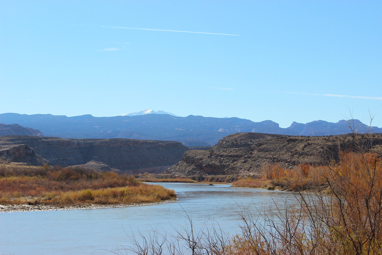 Scenic Upper Colorado River