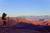 Hiker in Canyonlands National Park, Utah - 21 - 72 ppi
