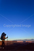 Hiker in Canyonlands National Park, Utah - 1 - 72 ppi