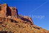 Hiker in Canyonlands National Park, Utah - 22 - 72 ppi