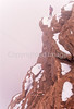 Hiker in Canyonlands National Park, Utah - 10 - 72 ppi