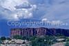 Scenery along White Rim Trail in Canyonlands Nat  Park, Utah - 1 - 72 ppi