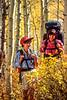 Hiker(s) on unnamed trail near Park City, Utah -13 - 72 ppi