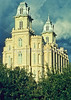 LDS Temple in Manti, Utah - 1 - 72 ppi