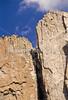 Rock climbers, Lone Peak Wilderness Area of Wasatch Range, Utah - 2 - 72 ppi