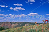 Mountain biker(s) at Devil's Camp above Fisher Towers near Castle Valley, Utah - 20 - 72 ppi