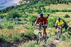 Mountain biker(s) at Devil's Camp above Fisher Towers near Castle Valley, Utah - 39 - 72 ppi