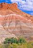Mountain biker; Old West Paria movie set in Utah -30 - 72 ppi