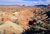 Mountain biker; Old West Paria movie set in Utah -12 - 72 ppi