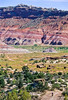 Mountain biker; Old West Paria movie set in Utah -33 - 72 ppi