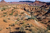 Mountain biker; Old West Paria movie set in Utah - 4 - 72 ppi
