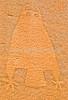 Petroglyph - on Amassa Back Trail near Moab, Utah - 1 - 72 ppi