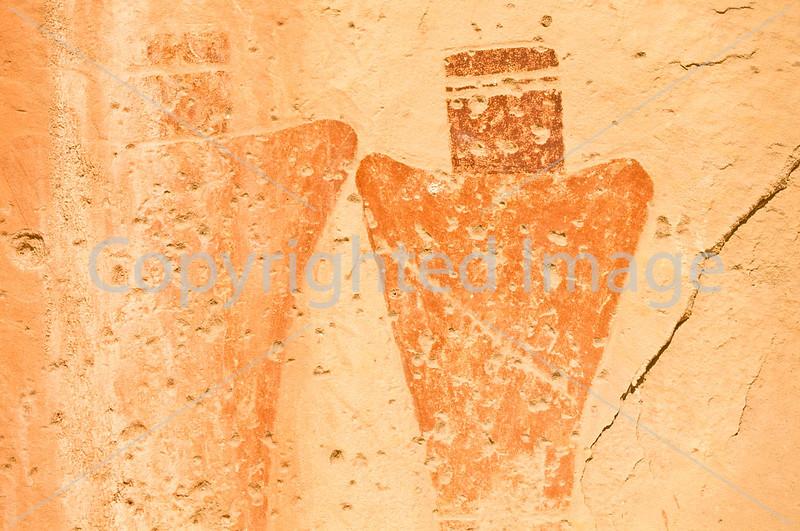 Petroglyph - Capitol Reef National Park, Utah - 5 - 72 ppi