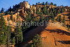 Scenery in Utah's Red Canyon near Bryce Canyon Nat'l Park - 10 - 72 ppi