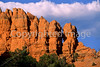 Scenery in Utah's Red Canyon near Bryce Canyon Nat'l Park - 1-Edit - 72 ppi