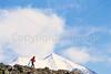Runner on La Sal Mts  Loop near Moab, Utah - 7 - 72ppi