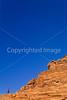 Runner along Colorado River north of Moab, Utah - 7 - 72 ppi