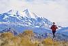 Runner on La Sal Mts  Loop near Moab, Utah - 4 - 72ppi
