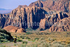 Snow Canyon State Park, Utah - touring cyclist - 1 - 72 ppi