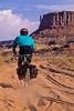 Mountain biker(s) on White Rim Trail - 391 - 72 ppi