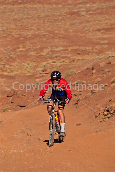 Mountain biker(s) on White Rim Trail - 367 - 72 ppi