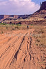 Mountain biker(s) on White Rim Trail - 351e - 72 ppi