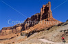 Mountain biker(s) on White Rim Trail - 382#2 - 72 ppi